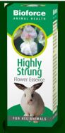 Highly Strung Essence For Pets 30ml Bioforce