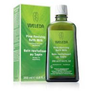 Pine Reviving Bath Milk 200ml Weleda