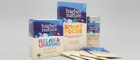 Higher Nature Kids