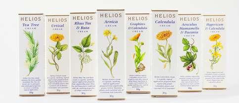 Helios creams