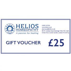 Helios Gift Voucher £25
